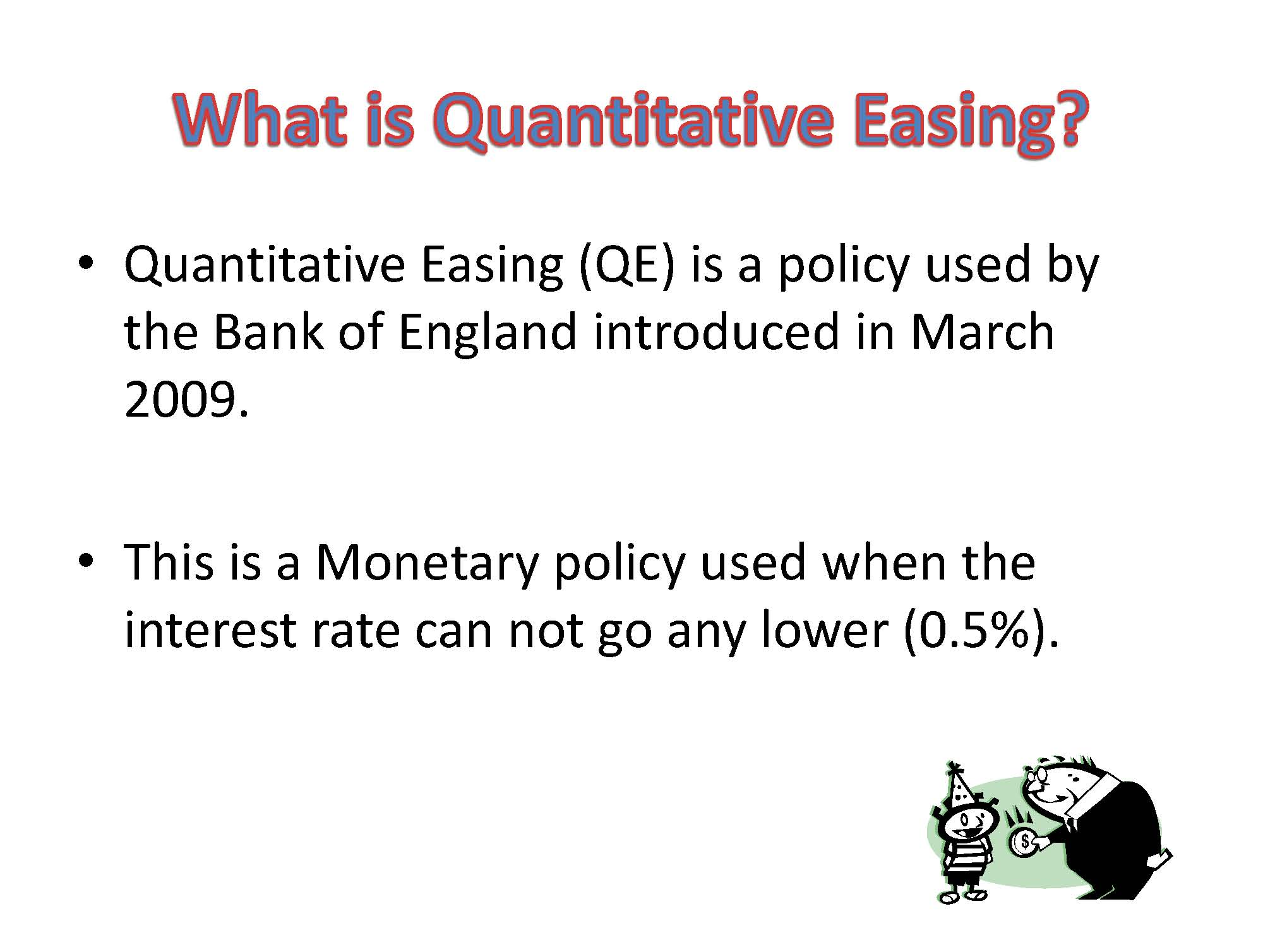 Pages from Quantitative Easing UK